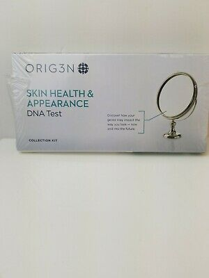 ORIG3N Genetic Home Mini DNA Test Kit, Skin Health & Appearance