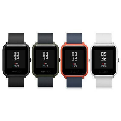Xiaomi Huami AMAZFIT Bip Bluetooth 4.0 GPS Heart Rate Smartwatch Global Version