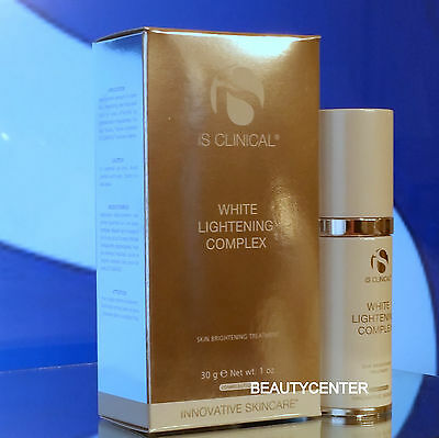 iS Clinical White Lightening Complex 1 oz / 30 g. Fresh!
