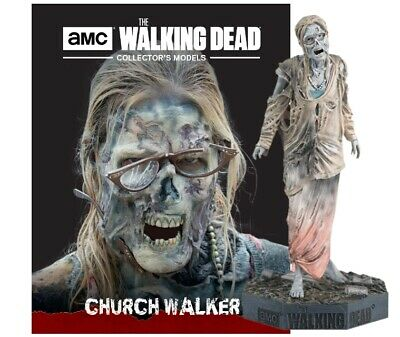 The Walking Dead Official Figurine Collection: Church Walker Figurine - New