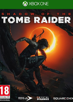 Shadow of the Tomb Raider Xbox One digital code - New
