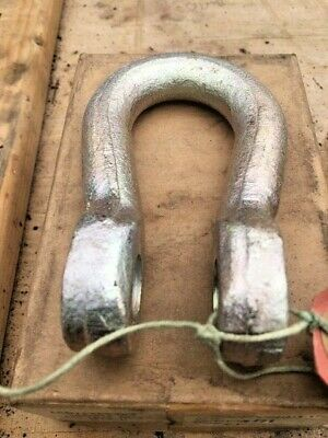 Shackle Top ideal for recovery truck towing AML.13146 15D/1359484 EX-MOD