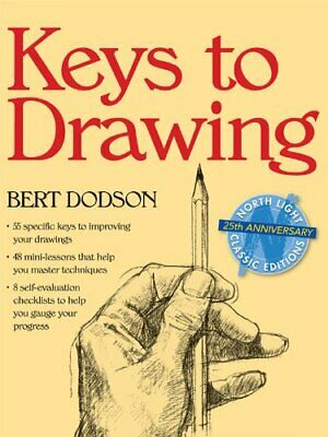 Keys to Drawing Book by Bert Dodson