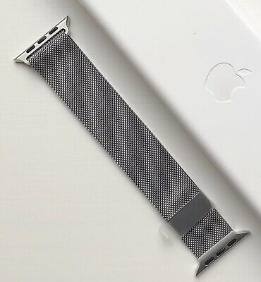*SALE PRICE* Genuine New Apple Watch Stainless Steel Milanese Loop - 42/44mm