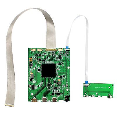 For 12.5inch 3840X2160 LQ125D1JW31 4K LCD Screen Support HDMI Type C HDR Board