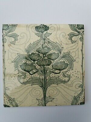 BEAUTIFUL VICTORIAN PRINTED TILE, MINTON'S CIRCA 1880 (3 available)