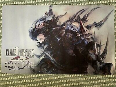 Final Fantasy TCG Grand Open Top 32 Dragoon Playmat