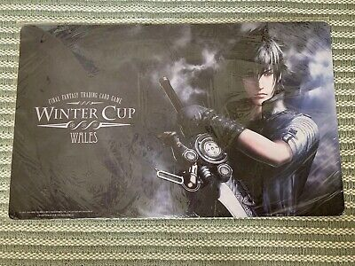 Final Fantasy TCG Winter Cup Playmat