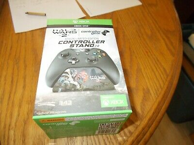 Xbox One Halo Wars 2 Controller Gear-Atriox Lmited Edition -Controller Stand 2.0
