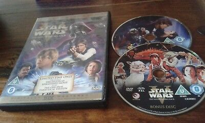 Star Wars - Empire Strikes Back - 2 Disc Sp/Ed Remastered & Theatrical Versions