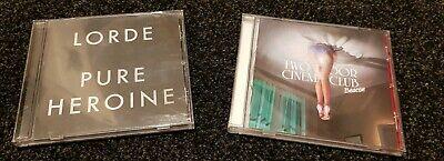 2 CDs - Lorde 'Pure Heroine' & Two Door Cinema Club 'Beacon'  - Fast, Cheap!