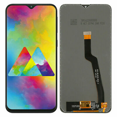 For Samsung Galaxy M10 M105 LCD Touch Screen Digitizer Display Tools Black re02