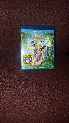 Tangled (Blu-ray/DVD, 2011, 2-Disc Set)
