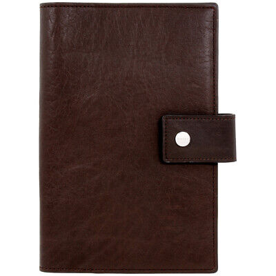 Shinola Medium Deepbrown Leather Journal/ iPad Mini Cover S0310009511
