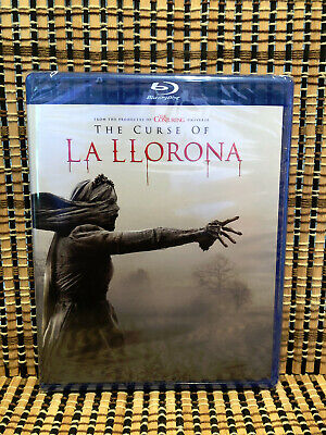 The Curse of La Llorona (2-Disc Blu-ray/DVD, 2019)Conjuring 6.Horror