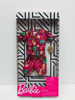Barbie Doll Fashion Pack 2019 NEW! NEW! NEW Clothes Clothing Holiday