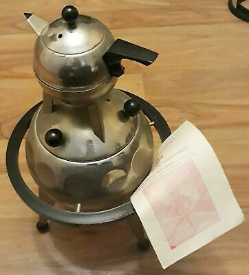 antique copper samovar russian samovar brass space satellite electric tea pot