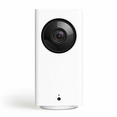 Wyze Cam 1080p Pan/Tilt/Zoom Wi-Fi Indoor Smart Home Camera with Night Vision
