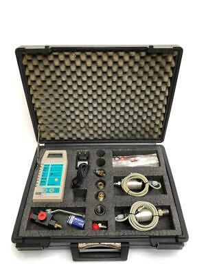 Wika 999.01.1905 Hand Held Service Manometer With Accessories Uu