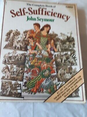 The Complete Book of Self Sufficiency by John Seymour (Paperback, 1997)