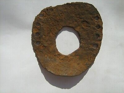 Ancient Medieval Horseshoe 10-13 centuries