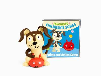 Tonies - Favourite Children's Songs Playtime and Action Songs