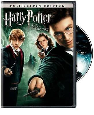 Harry Potter and the Order of the Phoenix (Full-Screen Edition)