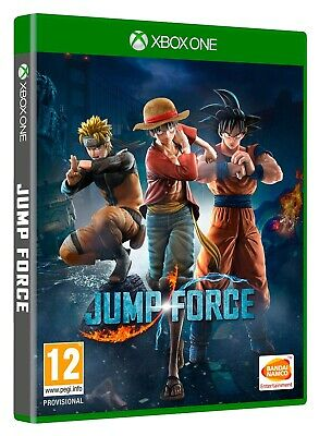 Jump Force Xbox One (Sp )