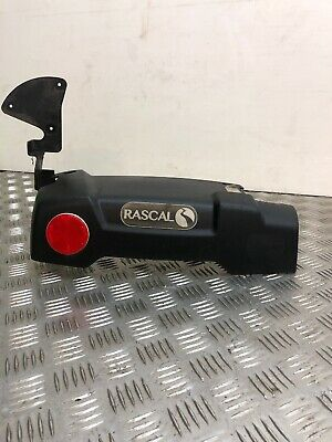 RASCAL VISION 8MPH LARGE MOBILITY SCOOTER Rear Mudguard Bumper