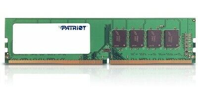 NEW PATRIOT PSD44G266681, SIGNATURE LINE DDR4 4GB 2666MHZ (PC4-21300) UDIMM,.a.