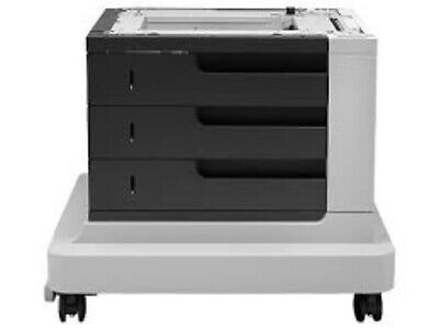 NEW HP CE735A, 3X500 SHEETS PAPER FEEDER WITH STAND FOR LJM4555 & M4555H MFP.a.