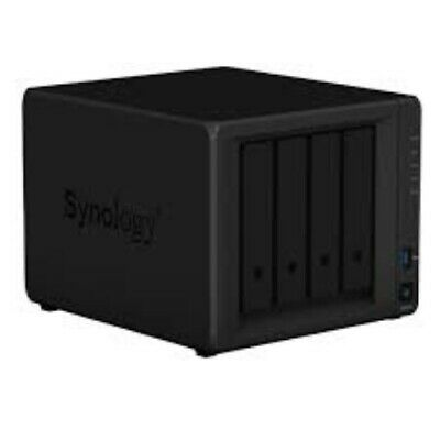 "NEW SYNOLOGY  DS418 ,DISKSTATION 4-BAY 3.5"" DISKLESS 2XGBE NAS (HMB), REALTE.a."