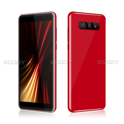 S10 Cheap Factory Unlocked Android 8.1 Cell Phone 2SIM Smartphone 4Core 2019 New