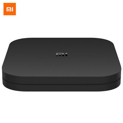 Xiaomi mi Scatola S 4K Ultra HD Streaming Media Player 8GB Android TV Box Dual