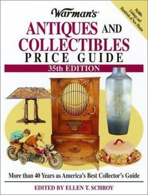 Warman's Antiques and Collectibles Price Guide 35th Edition