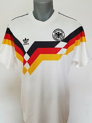 ADIDAS ORIGINALS DFB Deutschland Trikot Shirt Mercedes Benz
