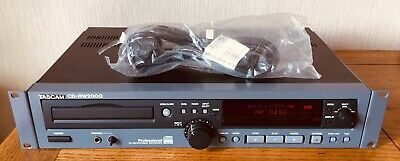 Tascam CD-RW2000 Professional CD Rewritable Recorder