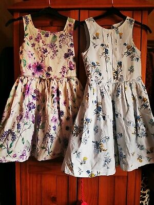 Girls Next Summer Dress Bundle Age 9 Years Pretty Formal Party