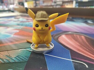 Pokemon Detective Pikachu Figure Figurine On The Case Collection New In-Hand