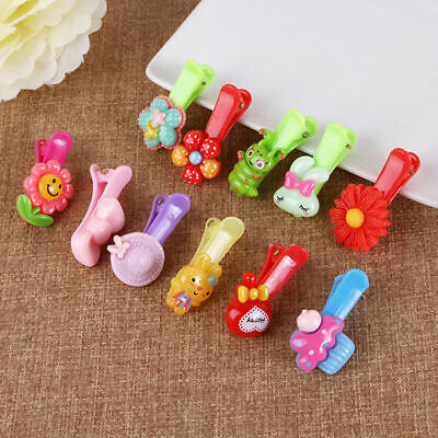 Colorful Kids Hair Clips Hairpins Hairccessories For Baby SELL Girls J7M7