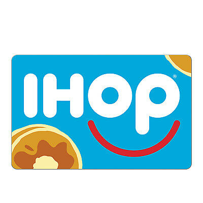 IHOP® Gift Card - $25 $50 $100 - Email delivery