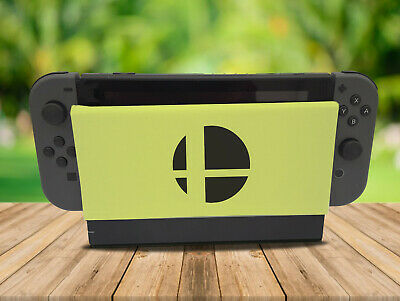 Super Smash - Nintendo Switch Dock Sock Cover Retro Gaming Screen Handmade