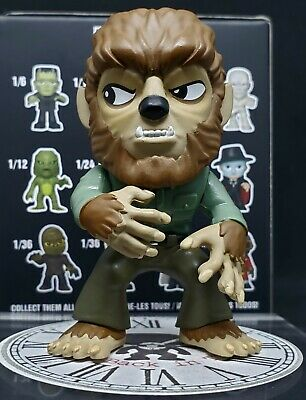 Funko Mystery Minis Universal Monsters - The Wolf Man *Mint*