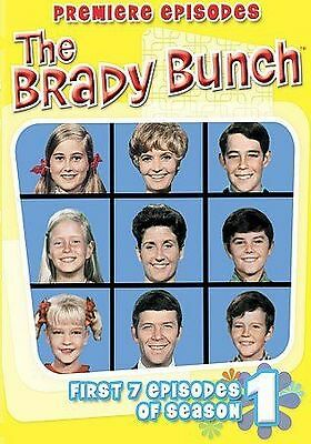 FACTORY SEALED! The Brady Bunch - The Premiere Episodes (DVD, 2006) FREE S/H