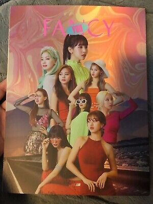 TWICE Official Album (Page Two, Signal, Twicetagram, WIL?, Summer Nights, ETC.)