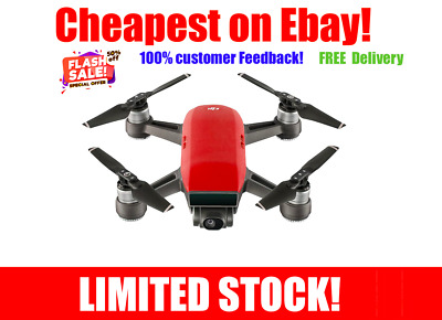 Mini Drone - DJI Spark Free UK Delivery - Limited Offer