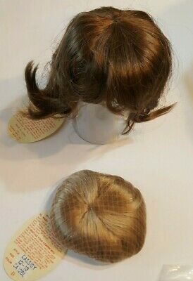 2 Kemper Originals Doll Wigs Hair Connie 12-13 Cassidy Reborn Style