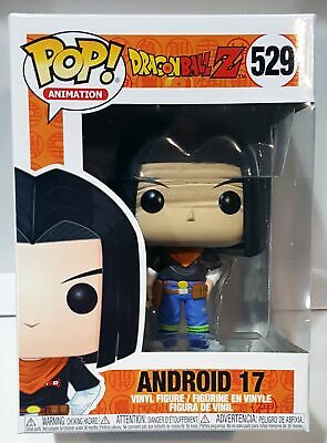 Funko Pop! Animation Dragon Ball Z - Android 17 #529