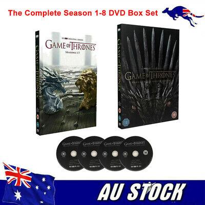 2019 Game Of Thrones The latest Season - AU Free Post - Free Shipping