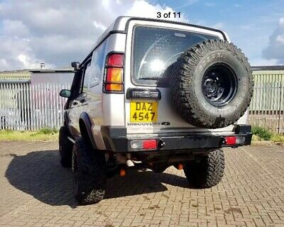 "Land Rover - Offroader - Monster Truck 7ft 4"" Tall"